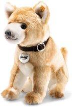 Steiff Pacco Shiba Inu hond 29 cm. EAN 076930