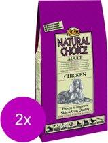 Nutro Adult Kip & Rijst Hondenvoer - 2 St à 2 kg