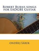 Robert Burns Songs for Eadgbe Guitar