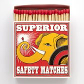 Archivist – Superior Matchbox - Luxe Lucifers - Woondeco