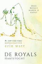 Boekomslag van 'De Royals 3,5 - Hartstocht'