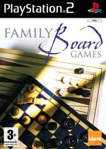 Family Board Games /PS2