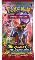 Pokemon kaarten booster XY8 Break Through
