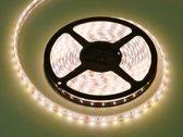 Groenovatie LED Strip - 5 Meter - 7.2 Watt/meter - 2835 LED's - Waterdicht IP68 - Warm Wit