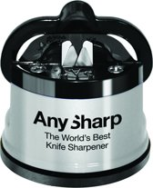 Anysharp Messenslijper essentials - Zilver