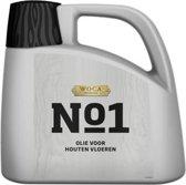 Woca No1 Onderhoudsolie wit - 2.5 liter