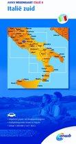 ANWB wegenkaart - Wegenkaart Italië 8. Italië zuid