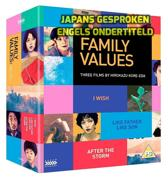 Family Values: Three Films by Hirokazu Kore-eda [Blu-ray]