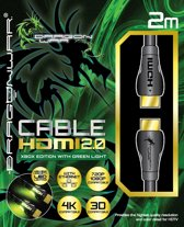 Dragon War Hdmi 2.0 4K Lightning Cable - Xbox360 & Xbox One