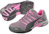 Puma Celerity Knit werkschoenen S1- Pink Wns laag- maat 40