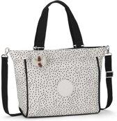 Kipling New Shopper L - Schoudertas - Soft Dot