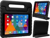 iPad 2017/2018/Pro 9.7 inch/Air 1/2 Kids Proof Hoesje Cover Case Zwart
