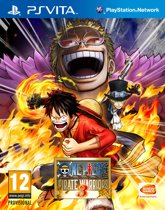ONE PIECE PIRATE WARRIORS 3 - PSVita