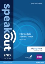 Speakout Intermediate Students' Book with DVD-ROM and MyEnglishLab Access Code Pack