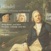 Handel: L'Allegro, il Penseroso ed il Moderato / John Nelson et al