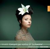 Concerti Per Violino VI La Boemia