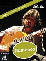 Marca Espana-Flamenco boek+cd-rom