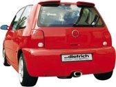 Dietrich AutoStyle Dietrich Dakspoiler Volkswagen Lupo/Seat Arosa (2-delig)