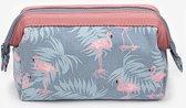 Flamingo Etui school etui makeup opslag etui luxe pennen etui