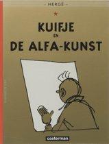 De avonturen van Kuifje en de Alfa kunst