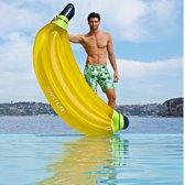 Opblaasfiguren - Inflatables Opblaasbare Banaan - Geel (180 x 95 cm)
