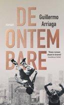 Boek cover De ontembare van Guillermo Arriaga