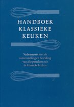 Handboek Klassieke Keuken