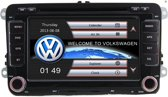 RNS 510 look radio navigatie nederlands menu GRATIS Camera / microfoon bluetooth usb vw seat skoda