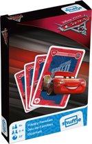 Disney Pixar's Cars 3 - Kwartetspel en actiesspel