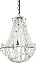 Bodilson KING WHITE - hanging lamp bead