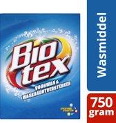 Biotex waspoeder voorwas 750 gr