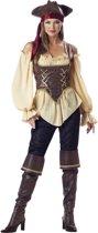 """""""Piraten kostuum voor dames - Premium - Verkleedkleding - Large"""""""