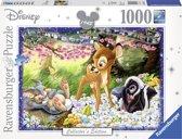 Ravensburger puzzel Disney Bambi - Legpuzzel - 1000 stukjes