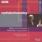 Berlioz: Symphonie fantastique; Tchaikovsky: Francesca da Rimini