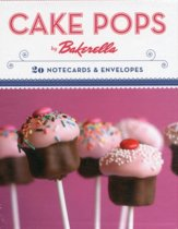 Cake Pops by Bakerella Notecards