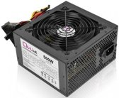 L-Link LL-PS-500 500W ATX Zilver power supply unit