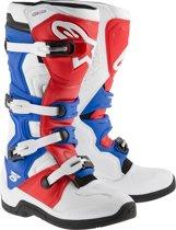 Alpinestars Crosslaarzen Tech 5 White/Red/Blue-52 (16)
