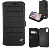 BMW Hexagon Booktype Leather Case Apple iPhone X/XS (5.8'')