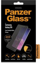 PanzerGlass Samsung Galaxy NEW S-Series PRIVACY - Black Case Friendly