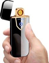 Windproof Aansteker - Elektrische Aansteker - Oplaadbare Aansteker - Inclusief oplaadkabel