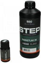 Rigostep STEP Parketlak 2K Glans #6540 - 4 liter