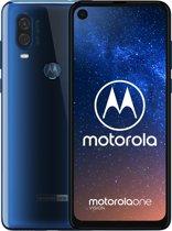 Motorola One Vision - 128GB - Dark Sapphire Gradient (Blauw)