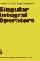 Singular Integral Operators