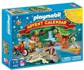 Playmobil Adventskalender Dinosaurusexpeditie - 4162