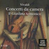 Il Giardino Armonico - Viva:Concerti Da Camera Volume 1-