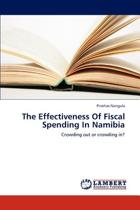 The Effectiveness of Fiscal Spending in Namibia