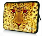 Sleevy 14 inch laptophoes cheeta