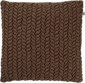 Dutch Decor Kussenhoes Malva 45x45 cm taupe