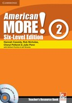 American More! Six-Level Edition Level 2 Teacher's Resource Book with Testbuilder CD-ROM/Audio CD