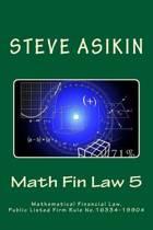 Math Fin Law 5